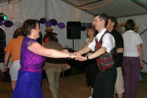 MORE SCOTTISH DANCING