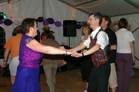 MORE SCOTTISH DANCING