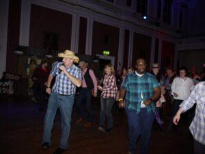 CORPORATE LINE DANCING