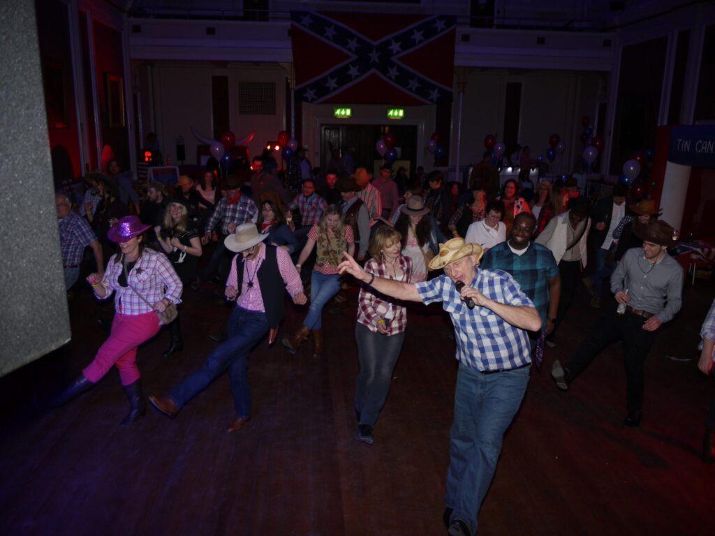 LINE DANCING FUN