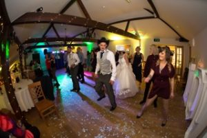REBECCA ORGANISES WEDDING DANCING