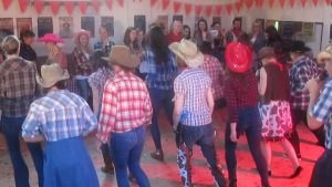 BARN DANCE CALLER LINE DANCE INSTRUCTOR IN WARWICKSHIRE and WEST MIDLANDS