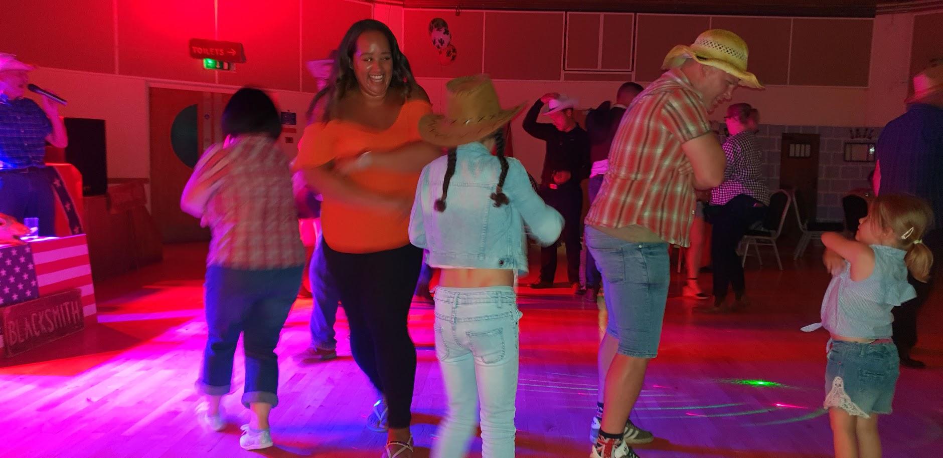 BARN DANCE CALLER IN KENT