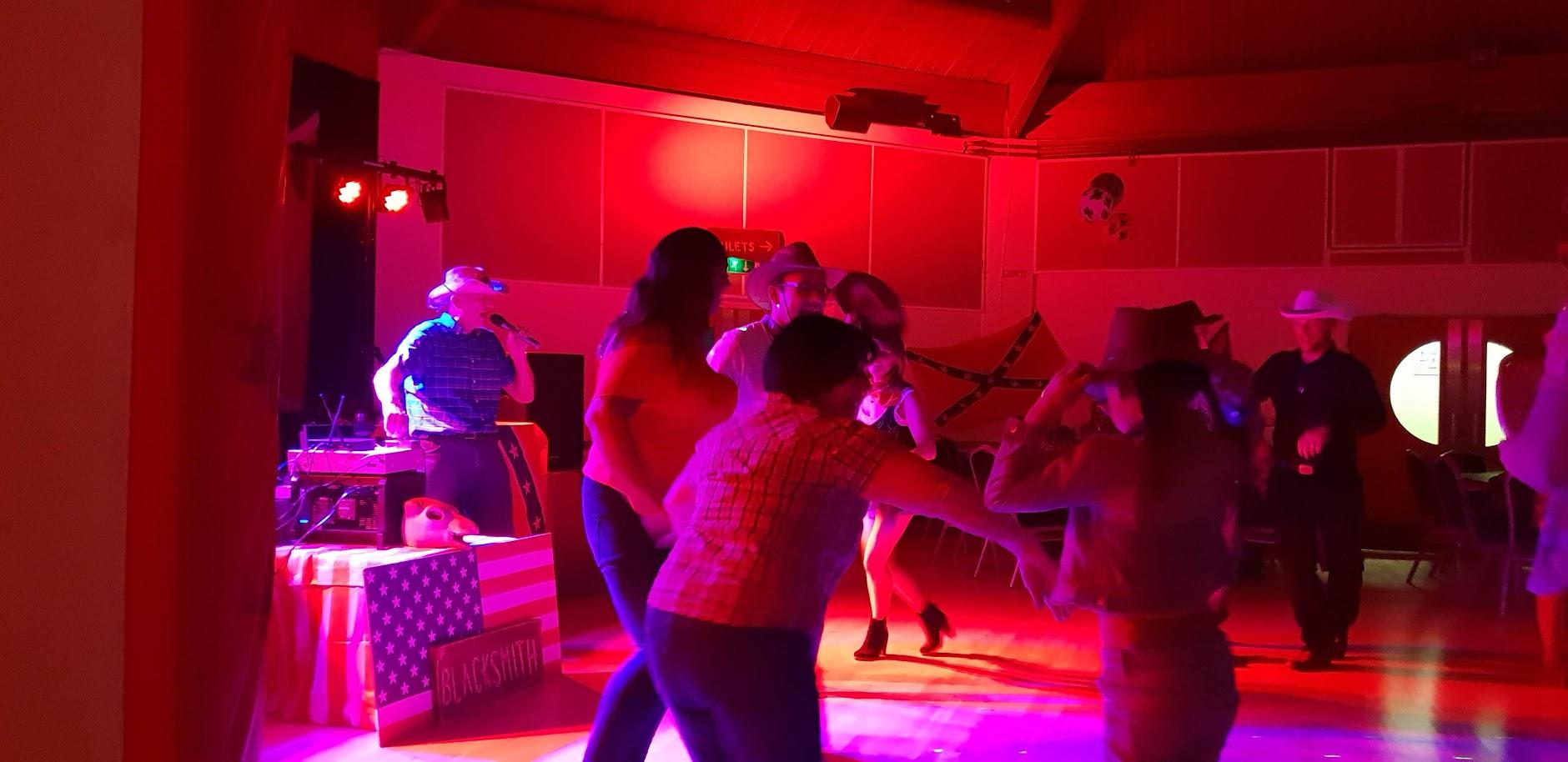 BARN DANCE CALLER IN COLCHESTER