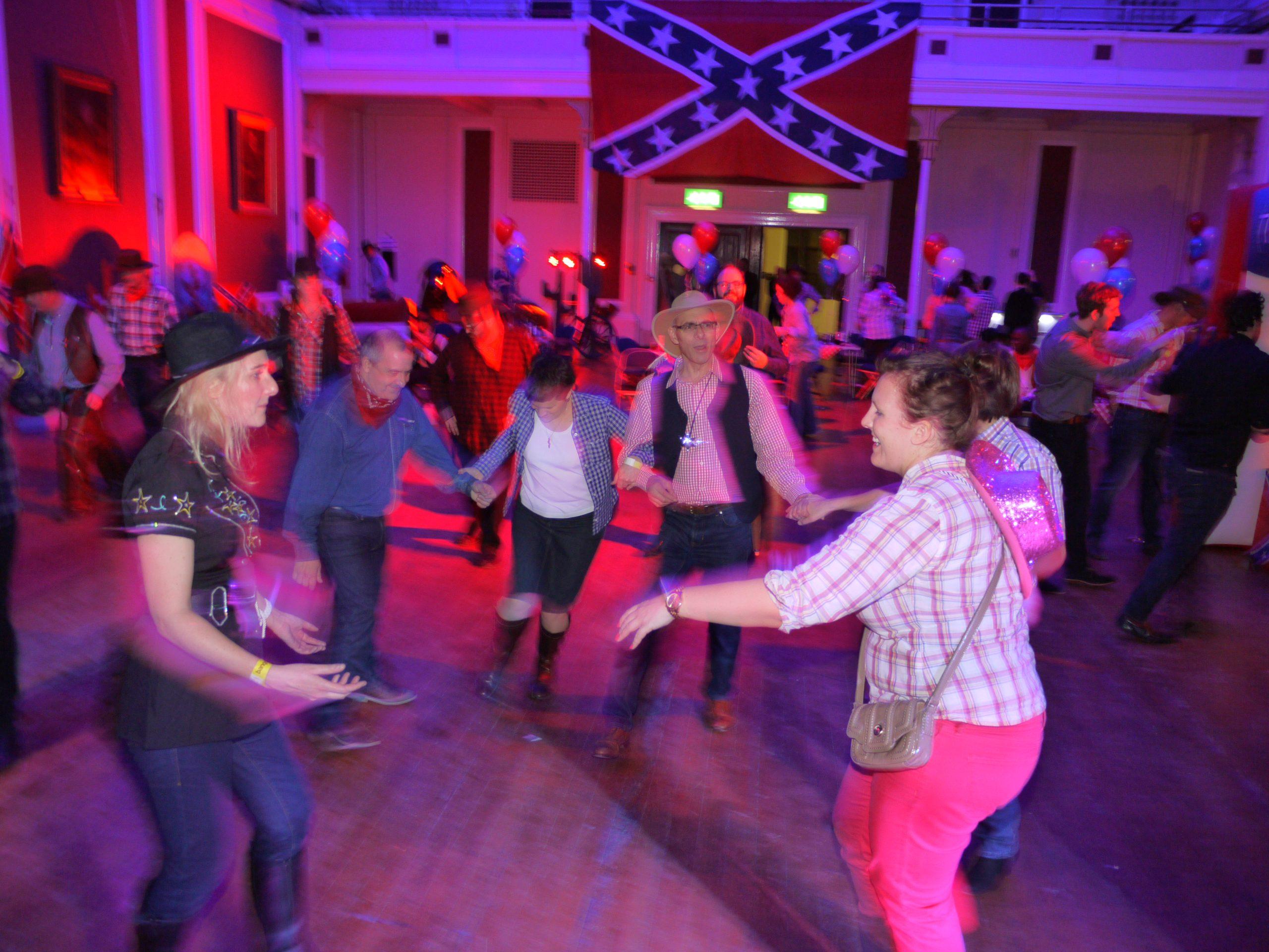 BARN DANCE CALLER IN COVENTRY