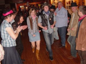 BARN DANCE CALLER IN SHROPSHIRE